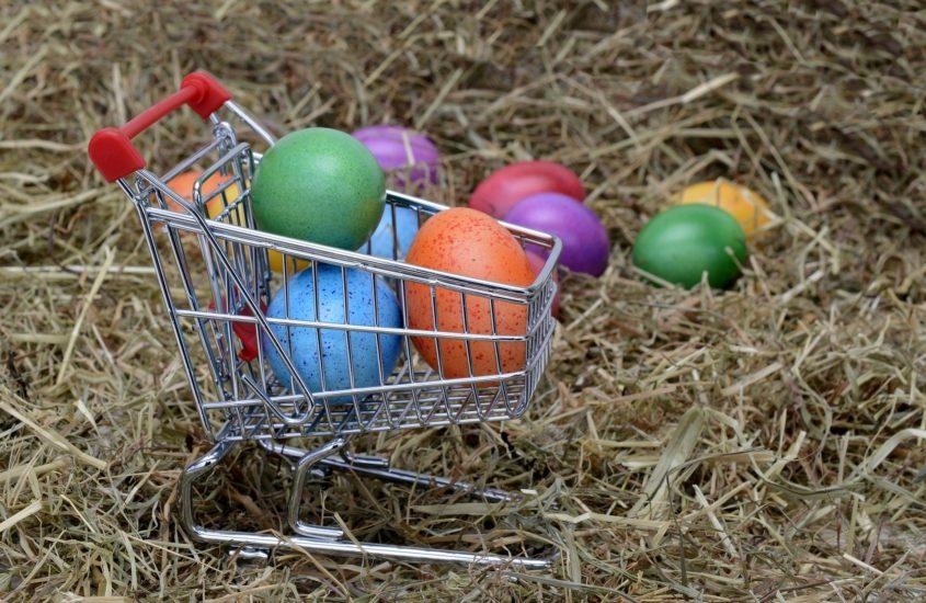 Zakupy w czasie epidemii – koronawirus i święta