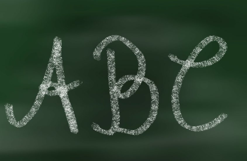 Alfabet copywritera, czyli pojęcia związane z copywritingiem