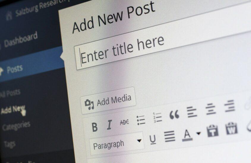 Na blogu o blogach
