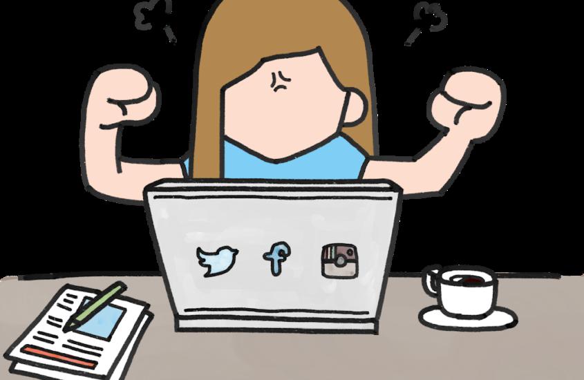 Internetowy hejt a prowadzenie działalności w internecie