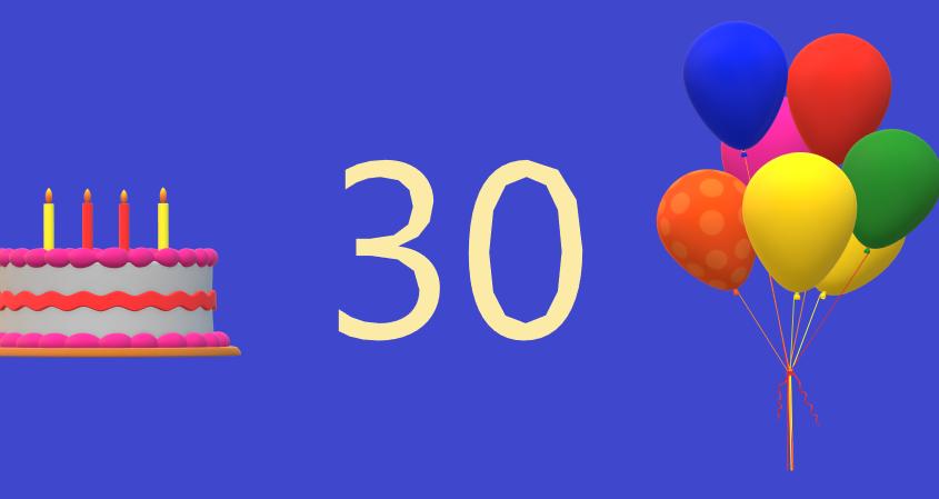 Felieton: Zmiana kodu na 3 z przodu – Wyjątkowe urodziny